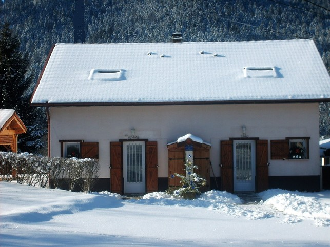 Les gîtes du Septieux : Gîte Marine pour 5 personnes -Vosges