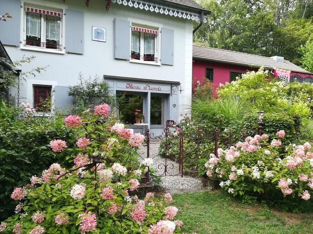 Rosa Mundi huisje
