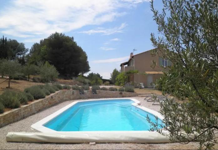 Villa provencale individuelle en campagne Aixoise