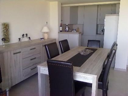 Mooi appartement Zijzicht op zee in Koksijde