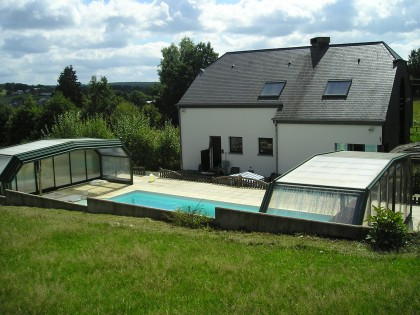 Suxy  Villa En Ardennes  Pers Avec Piscine Intrieure