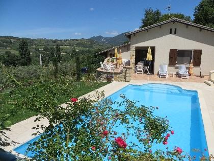 Provence location villa avec piscine privée