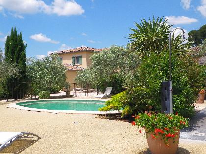Résidence de vacances en Provence