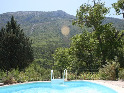Castellane maison avec piscine dans les gorges du verdon for Location maison avec piscine gorges du verdon