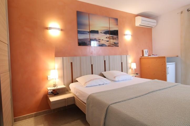 Chez Bati: Chambres à Porto Vecchio