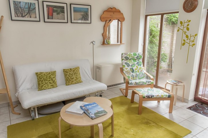 Appartement Mirabello: thuis aan zee