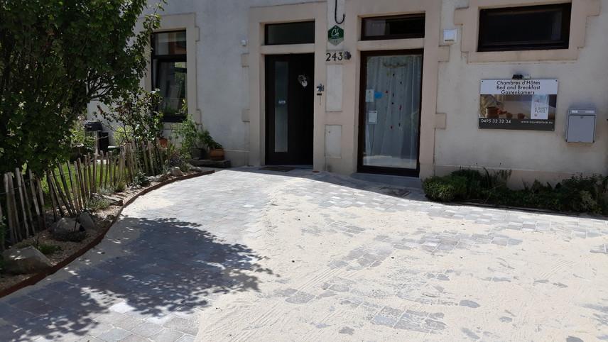 B-B Een rustige plek, kamers 20 km van Orval: