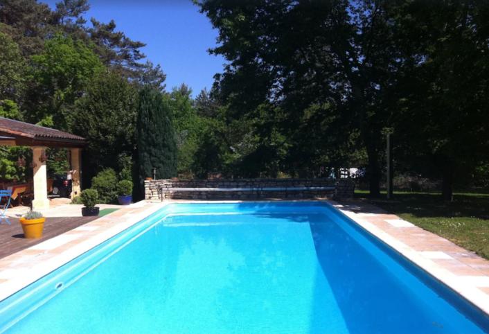 Charmant huis met zwembad voor 8 personen