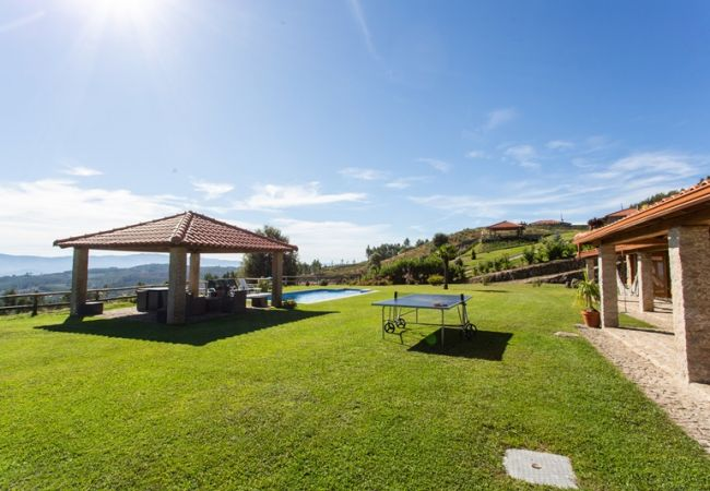 Holiday home for rent Celorico De Basto Portugal with Private pool