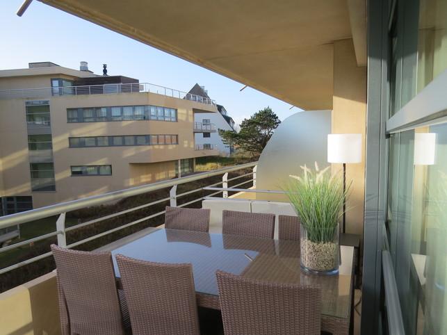 Modern appartement voor 6 personen - vlakbij het strand