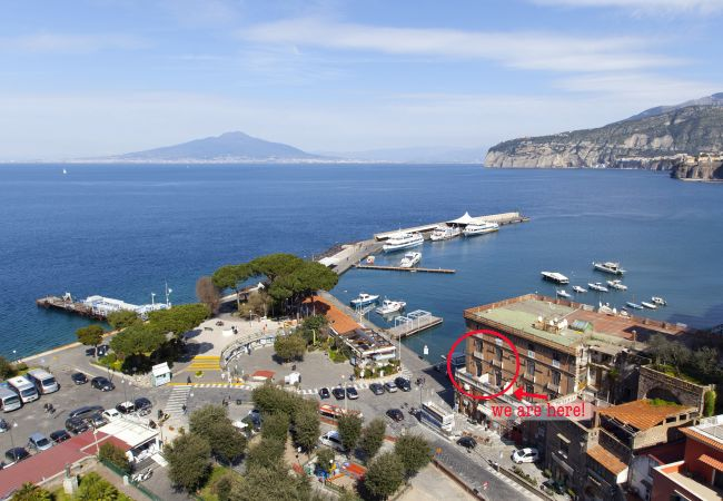 Appartement a louer Sorrento Italie