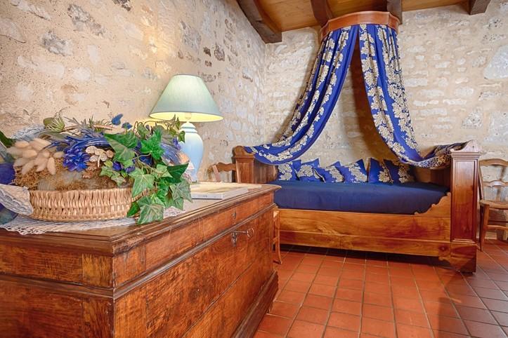Gite de la Gravée, een karakterhuisje in de zuidelijke Vendée