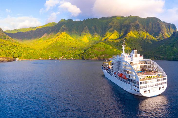 Croisière en Polynésie sur les traces de Jacques Brel aux îles Marquises - 12J/11N