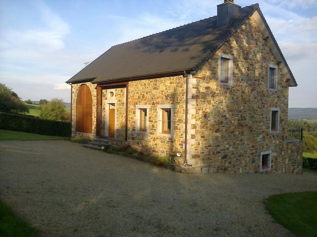 Vakantiehuis met,grote tuin, prachtige natuur, rustig gelegen  ...