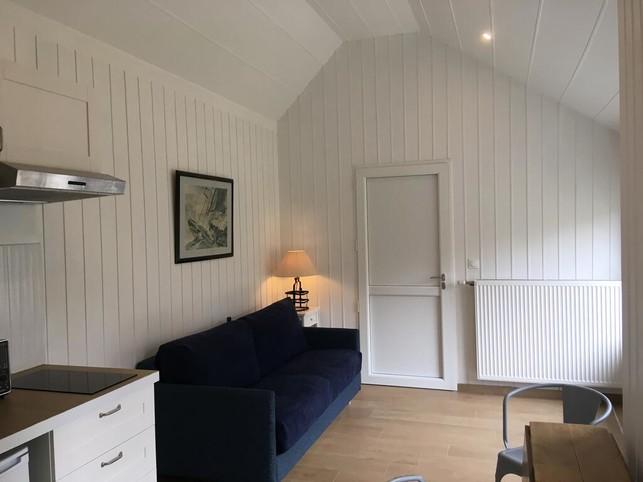 Studio sauna, Homes d'Opale
