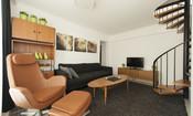 Appartement aan Oostende - Oosthinder / 6 d