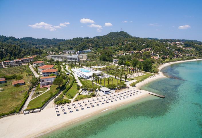 Une semaine de rêve en Grèce au Kassandra Palace***** - 8J/7N