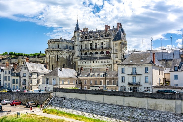 Vie de château au cœur de la Vallée des Rois en Val de Loire - 6J/5N