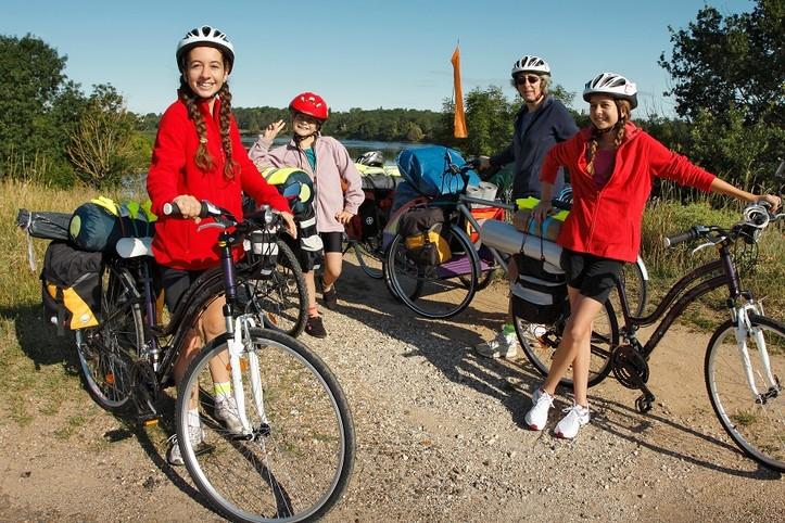 Grand Tour des Châteaux de la Loire à vélo en liberté - 8J/7N