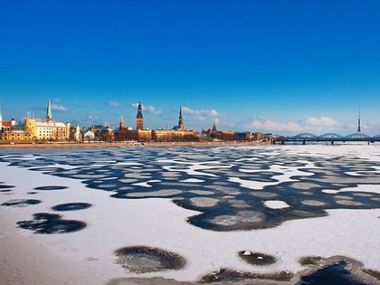 Un hiver en Lettonie circuit lyrique, culturel et bien-être- 5j/4n