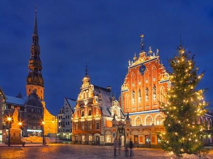 Escapade Musicale 5 étoiles à Riga - 5J/4N