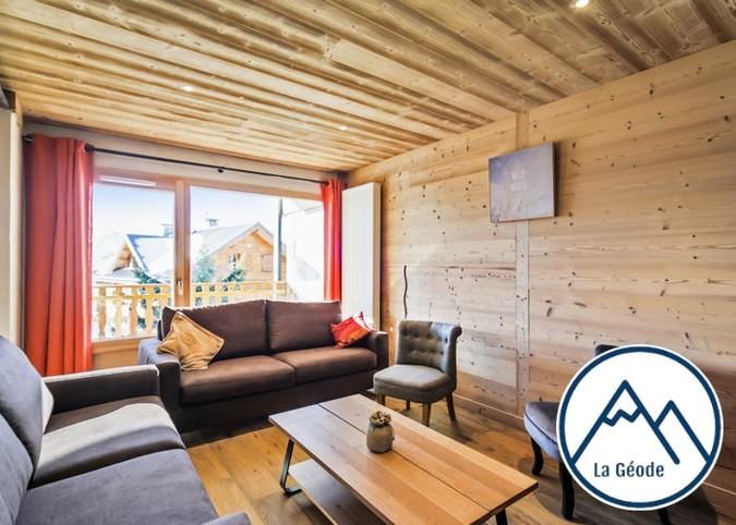 Residence La Géode - Grand appt voor 11 pers. 4 slaapkamers