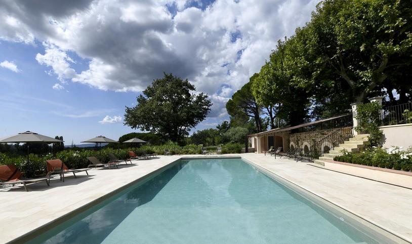 Perréal - Verblijf in een wijndomein in het hart van de Luberon