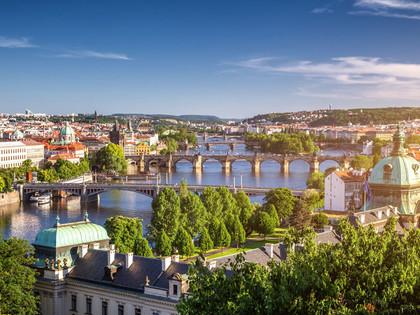 De Prague à Vienne à vélo à travers la Bohème tchèque - 10J/9N