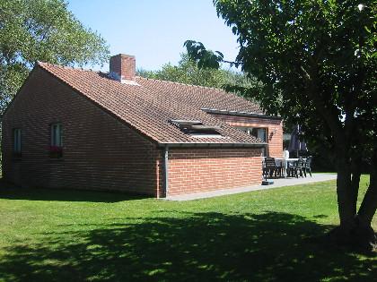 Vrijstaand vakantiehuis in Westende