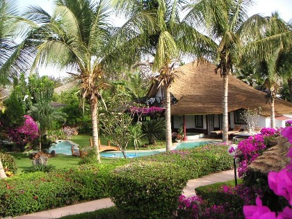 SENEGAL VACANCES D EXCEPTION VILLA PRESTIGE****LUX