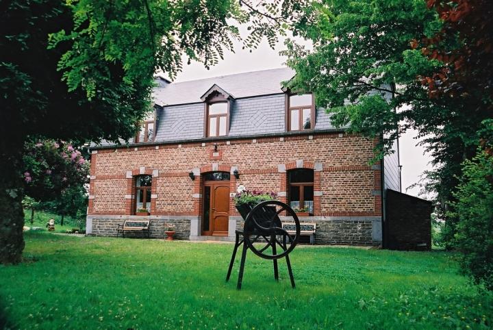 Chez basile à Oizy - Ardennes