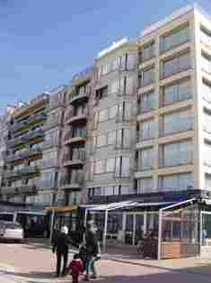 Agréable appartement belle vue mer à Koksijde