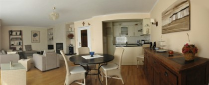 Superb apartment for 4 to 6 persons, De Panne