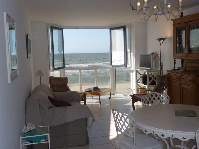 Appartement à  Bray-Dunes à 4 km de La Panne