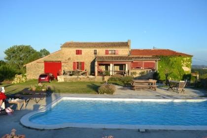 Louer ardeche maison avec piscine for Vacance en ardeche avec piscine