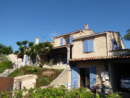 Maison de vacance à Aiglun