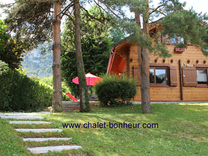 Location Chalet Lac d'Annecy