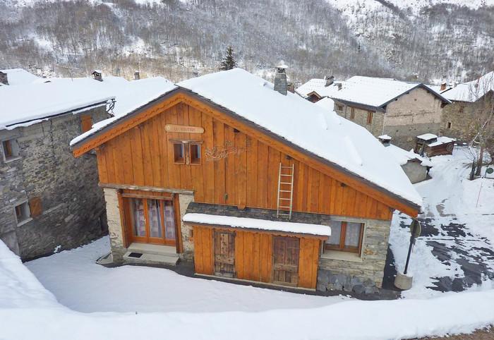 """MENUIRES - Chalet du Koutère, """"La GRANGE"""" domein 3 Vallées, Valthorens, Courchevel, Méribel 8 tot 22 personen"""