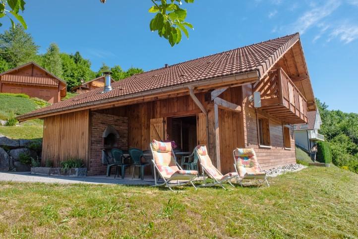 Huur een chalet in La Bresse