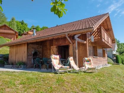 Location chalet à La Bresse