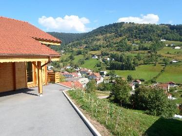 Chalet en location à la Bresse