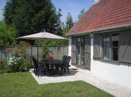 Romantic holiday home for rent De Haan