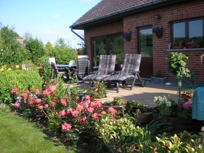 Ieper villa individuelle avec jardin terrasse garage for Maison a louer avec garage