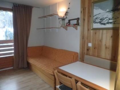 Studio Confort à louer à Valfréjus