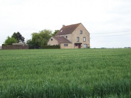 Propriété rurale près de Plopsaland.
