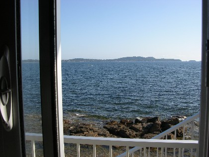 Hy res appartement confortable en bord de mer hy res - Restaurant hyeres bord de mer ...