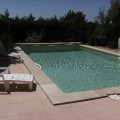 Jolie propriété avec piscine en Luberon