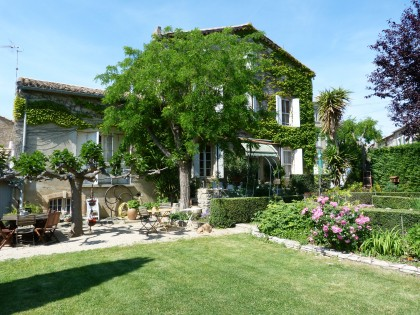 La maison du peintre à Azillanet