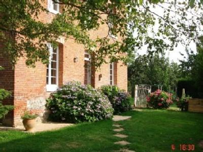 Maison de vacances en Normandie Luneray