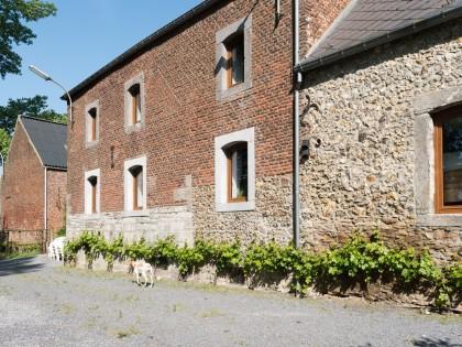 Verhuur cottage tussen Eghezée en Hannuit